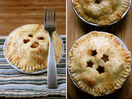 Mini Apple Pies Veganyumyum